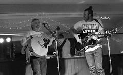 Les and Kieran (Nick Vidal-Hall) Tags: music gig performers openmic theboothhall