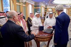 Secretary Kerry Meets With Members of the Council of Saudi Chambers (U.S. Department of State) Tags: saudi council johnkerry riyadh saudiarabia chambers