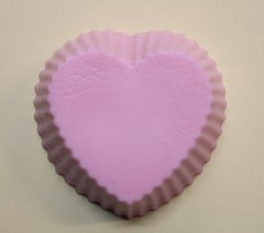 Heart $3.00 (Clelian Heights) Tags: soaps unscented decorativesoaps cleliansoaps