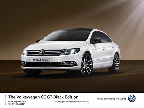 Volkswagen CC GT Black Edition