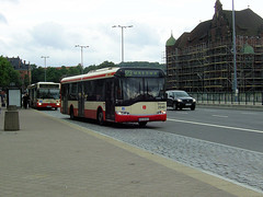 Solaris Urbino 12II, #2040, ZKM Gdask (transport131) Tags: bus vehicle urbino autobus solaris zkm gdask ztm