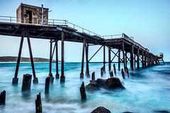 Catherine Hill Bay (robleophotography) Tags: seascape art beautiful sunrise landscape photography photo nikon sydney australia catherinehillbay