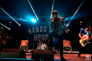 Hands Like Houses  // Shot by Carl Battams