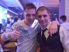 9 Ianuarie 2016 » DJ Ralmm și Arty Violin