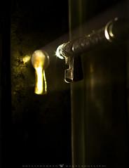 keyhole lights (dovlindphoto) Tags: longexposure light macro night dark lights shine darkness pentax sweden creepy spooky keyhole ml dovlind dovlindphoto