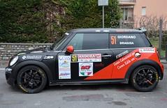 Ronde Val Merula 2016 (040) (Pier Romano) Tags: auto italy car race italia liguria rally mini val cooper rallye corsa motori quattro gara ruote andora ronde merula