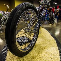 Spokes (ramseybuckeye) Tags: show life columbus ohio art bike tour pentax spokes center convention motorcycle 20 feruary 2016 easyriders