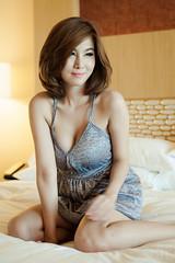 NooMay - 017 (jasonlcs2008) Tags: woman sexy girl beautiful fashion wonderful asian thailand nice model singapore pretty photoshoot bangkok thai 2015 jasonlcs noomay