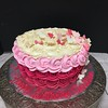 "Butterfly ombre cake • <a style=""font-size:0.8em;"" href=""http://www.flickr.com/photos/40146061@N06/24647624556/"" target=""_blank"">View on Flickr</a>"