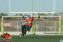 LMFA - Blackhawks 0 - Jabatos 46