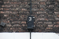 3 (willpulford) Tags: street york lamp canon streetlight yorkshire numbers lampost daytime tamron brisk novice 1200d