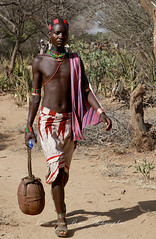 Hamer - Omo Valley Ethiopie (jmboyer) Tags: voyage africa travel blackpeople ethiopia nationalgeographic afrique hornofafrica ethiopie ethiopianethnicity eth7085