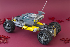 Ham3r0vR (02) (F@bz) Tags: sf lego space wheels rover scifi vehicle moc febrovery