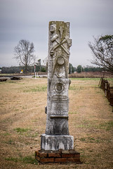 Excommunicated Woodman-001 (RandomConnections) Tags: church cemetery southcarolina ward methodist spannmethodistchurch