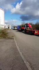 Volvo Towing 8 Wheeler Stralis (JAMES2039) Tags: rescue truck volvo tipper cardiff lorry breakdown 95 heavy tow towtruck recovery ask iveco wrecker 6wheeler stralis 8wheeler fm12 underlift heavyunderlift askrecovery ca02tow frontsuspend