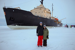 Special access (Curt) Tags: winter finland icebreaker sampo kemi