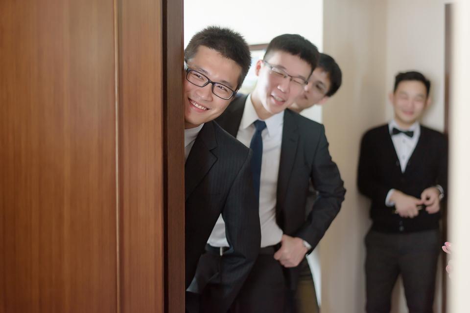 台南情定婚宴城堡永康館 婚禮攝影34