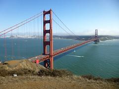 Golden Gate Bridge (2) (christianzink) Tags: ocean bridge usa west golden coast gate san francisco roadtrip tor amerika rundreise atlantik zum wahrzeichen staaten westen westkste vereinigte traumurlaub