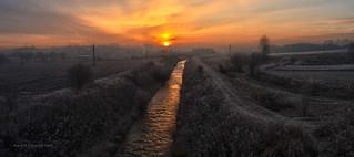 Wojkowice - sunrise