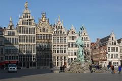 Grote Markt - Antwerp (Neil Pulling) Tags: belgium belgique flanders vlaanderen
