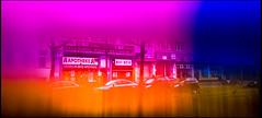 20160306-045 (sulamith.sallmann) Tags: road street city wedding urban abstract blur berlin shop germany way effects deutschland colorful vivid laden filter stadt effect mitte unscharf deu geschft bunt weg effekt abstrakt verzerrt strase sulamithsallmann prinzenallee folientechnik