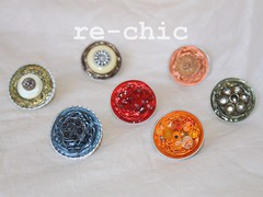 Anelli Nespresso (re-chic) Tags: coffee handmade capsule ring button recycle pods reuse caff anello bottoni upcycle riciclo rechic