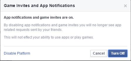 របៀបបិទការ Invite ហ្គេមទាំងអស់នៅលើ Facebook!