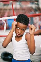 Cuba (Safouane Ben Slama) Tags: boy film sport analog 35mm shoot cuba young cuban habana boxe garon argentique cubano havane boxeur cubain yougster