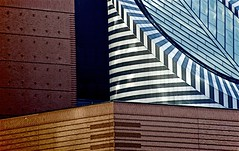 San Francisco Museum of Modern Art (sswj) Tags: sanfrancisco california detail architecturedetail moma museumofmodernart modernarchitecture textures existinglight naturallight availablelight nikon d600 nikkor28300mm composition building scottjohnson northerncalifornia raw dslr fullframe