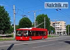 Нальчик троллейбус