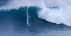TAG Heuer Big Wave Awards 2016 Entry - Niccolo Porcella on what could possibly be the biggest wave of the year. February 25, 2016,  Pe'ahi, Maui. (Run amuck) Tags: surf maui jaws xxl peahi surfphotography tagheurer bigwaveawards fishscalephoto