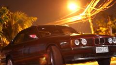 IMG_8597 (randolf.bautista) Tags: street lamp car night dark bmw 525i