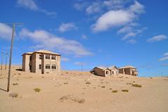 DSC_4003 (TareqD) Tags: houses building architecture buildings town sand mine dunes ghost ruin mining diamond namibia dilapidated kolmanskop luderitz