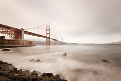 Golden Gate (Carlos Selgas) Tags: bridge golden gate san francisco long exposure nd