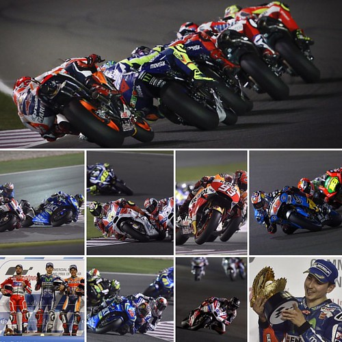 Quotes from all #MotoGP riders after #losail season opener http://www.mcnews.com.au/2016-motogp-rnd1-qatar/