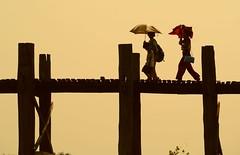 IMG_2762 (Erik Wilke) Tags: silhouette burma bein u myanmar birma silhouet