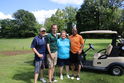 UA Golf Outing, August 2015