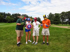 Photo representing UA Golf Outing, August 2013