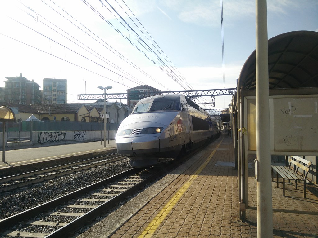 The world 39 s newest photos of milano and tgv flickr hive mind - Treni porta susa ...