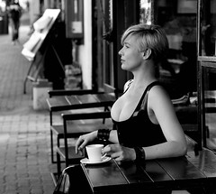 The Mistress (Mr Baggins) Tags: blackwhite streetphotography johannesburg melville jozi