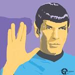 Spock Vector