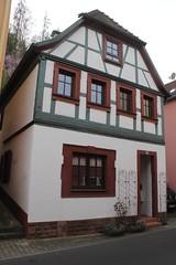 House at Hauptstrae 57 in Zell am Main (Bjrn S...) Tags: bayern bavaria franconia franken zell baviera franconie bavire zellammain zellamain hauptstrase57