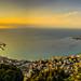 Jounieh Bay At Sunset, Lebanon (panoramic,HDR)