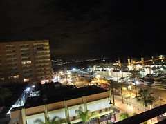 fuenguirola de nit (josejmhuguetroset) Tags: de hotel desde fuengirola nit palmeraqs