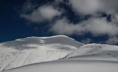 Pizzo Pioltone (gramignacosy) Tags: panorama mountain snow alps clouds landscape nuvole neve svizzera alpi montagna winterlandscape valbognanco monscera cantonvallese pizzopioltone camoscellahorn