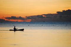 Sagwan (annakph) Tags: sunset kayak philippines bohol sagwan nikond40