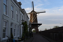 Wijk bij Duurstede- roman ancient city (Pics4life.nl) Tags: street city holland mill netherlands nederland nl molen wijkbijduurstede