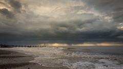 Thirty Minutes (Gill_R) Tags: beach coast norfolk shore happisburgh