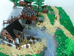 mills (Xymion) Tags: mill lego moc xymion