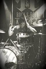SUMAC at Rock and Roll Hotel Aug 15, 2015 (Rik Goldman) Tags: sumac
